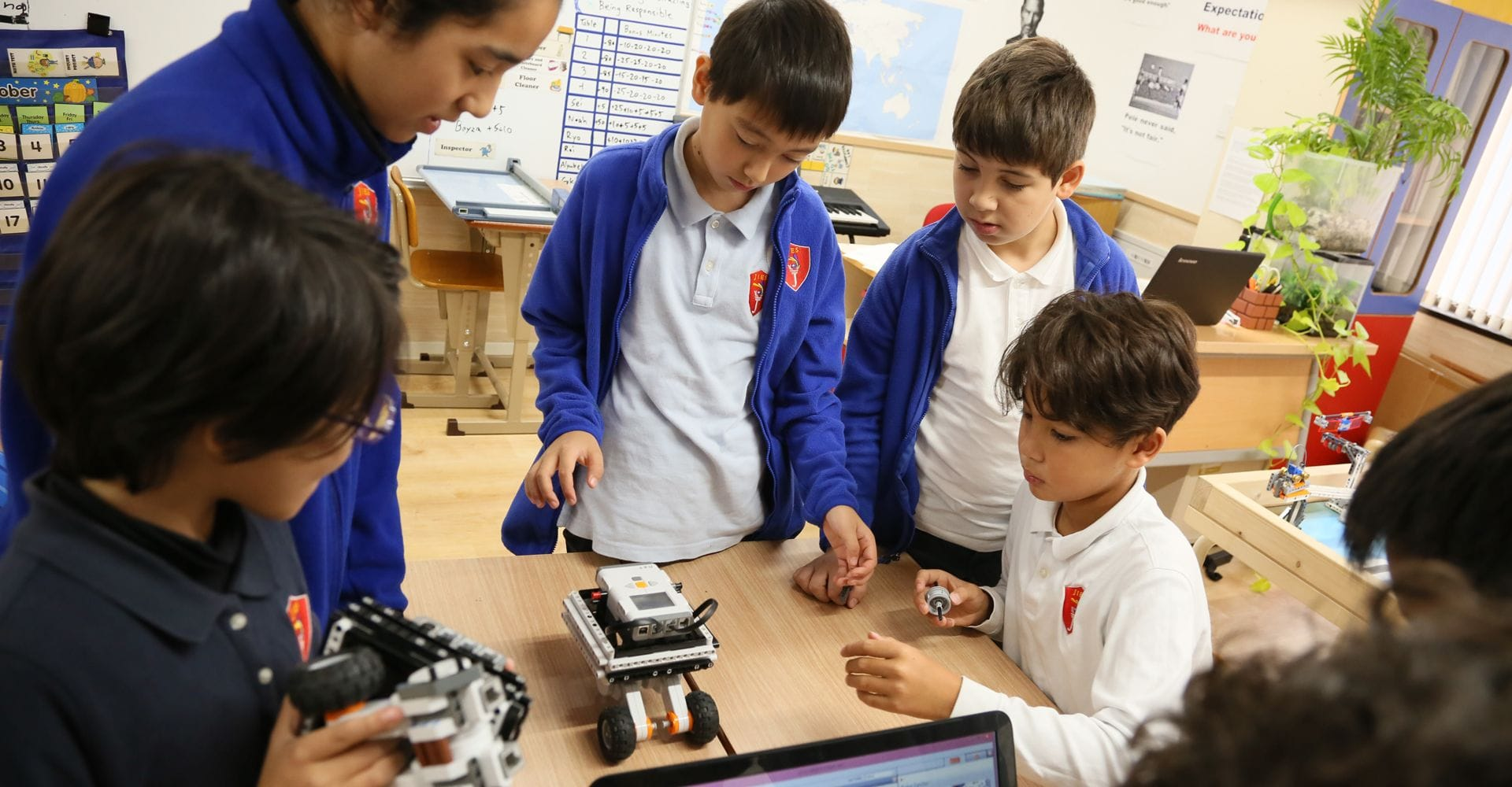STEM Robotics Shinagawa International School